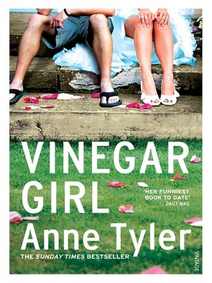 cover image of Vinegar Girl