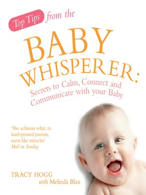 cover image of Top Tips from the Baby Whisperer
