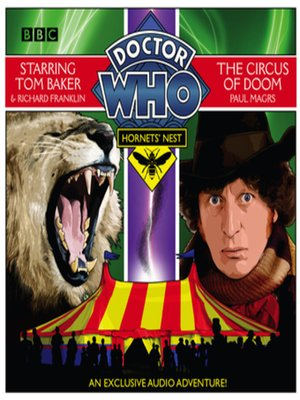 cover image of Doctor Who Hornets' Nest 3--The Circus of Doom