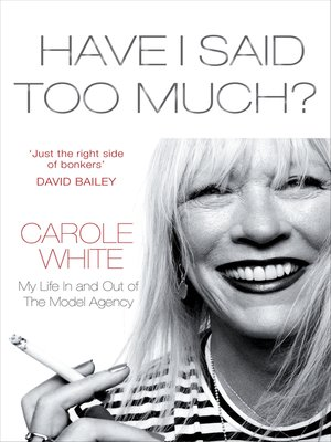 cover image of Have I Said Too Much?