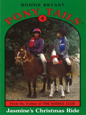 cover image of Jasmine's Christmas Ride