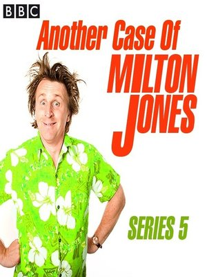 cover image of Another Case of Milton Jones, Series 5, Episode 2
