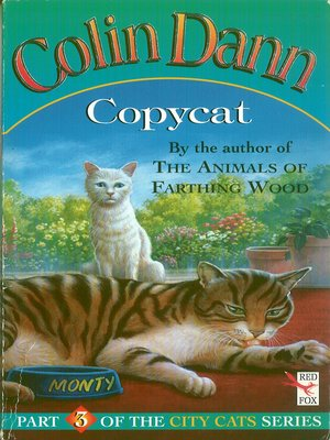 cover image of Copycat