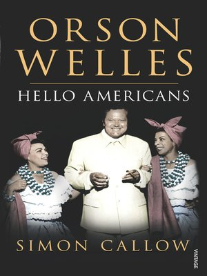 cover image of Orson Welles, Volume 2