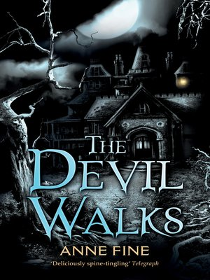 cover image of The Devil Walks