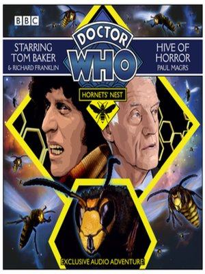 cover image of Doctor Who Hornets' Nest 5--Hive of Horror