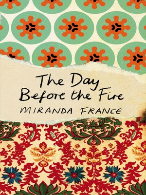 cover image of The Day Before the Fire