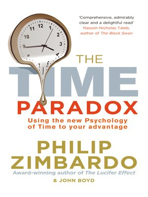 cover image of The Time Paradox