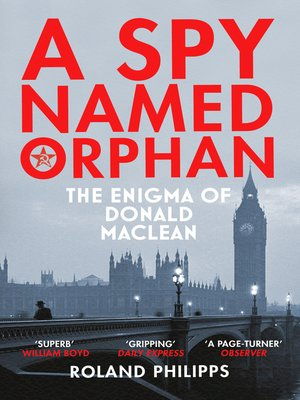 cover image of A Spy Named Orphan