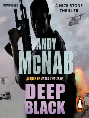 cover image of Deep Black