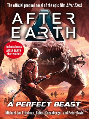 cover image of A Perfect Beast – After Earth