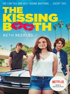 cover image of The Kissing Booth