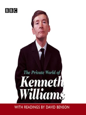 cover image of The Private World of Kenneth Williams