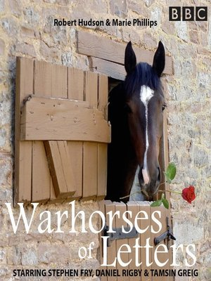 cover image of Warhorses of Letters, Episode 3