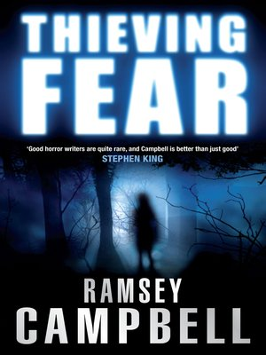 cover image of Thieving Fear