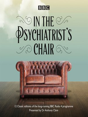 cover image of In the Psychiatrist's Chair