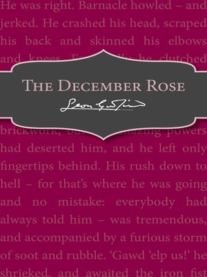 cover image of The December Rose