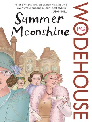 cover image of Summer Moonshine