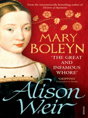 cover image of Mary Boleyn
