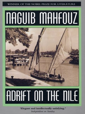 cover image of Adrift On the Nile