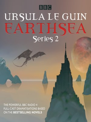 cover image of Earthsea--Series 2