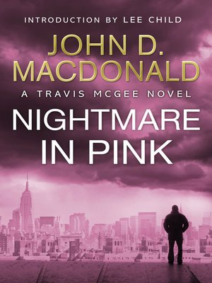 cover image of A Nightmare in Pink