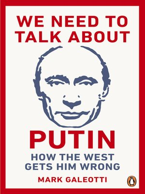 cover image of We Need to Talk About Putin