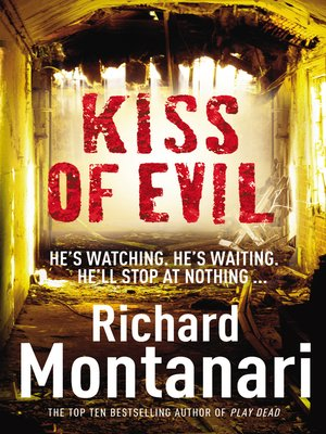 cover image of Kiss of Evil