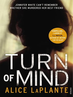 cover image of Turn of Mind