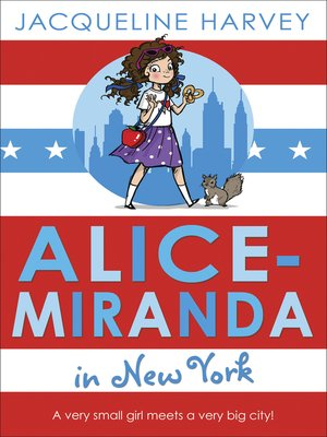 cover image of Alice-Miranda in New York