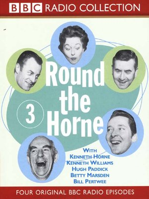 cover image of Round the Horne, Volume 3