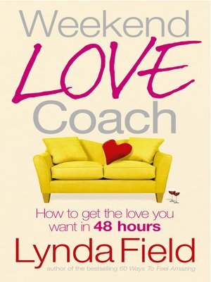 cover image of Weekend Love Coach