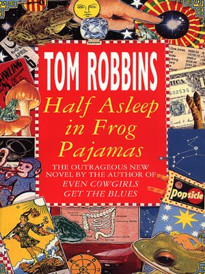 cover image of Half Asleep In Frog Pyjamas