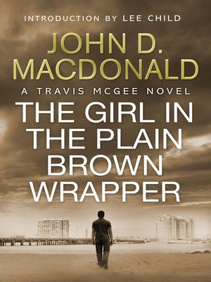 cover image of The Girl in the Plain Brown Wrapper