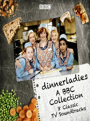 cover image of Dinnerladies, A BBC Collection