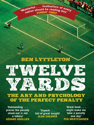 cover image of Twelve Yards