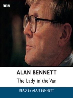 cover image of Alan Bennett