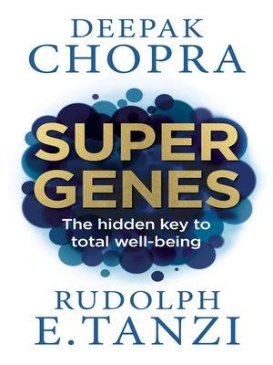 cover image of Super Genes