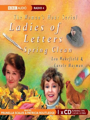 cover image of Ladies of Letters Spring Clean