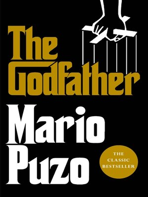 cover image of The Godfather
