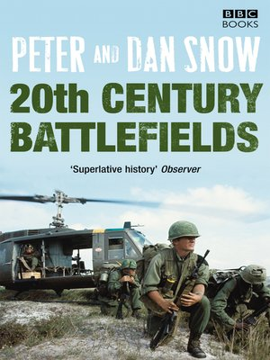 cover image of 20th Century Battlefields