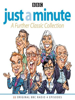 cover image of Just a Minute, A Further Classic Collection