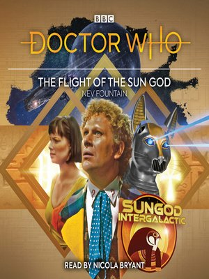 cover image of Doctor Who, The Fight of the Sun God