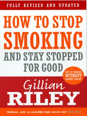 cover image of How to Stop Smoking and Stay Stopped For Good