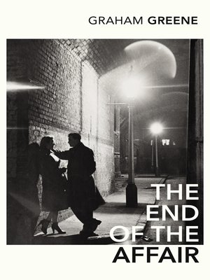 cover image of The End of the Affair