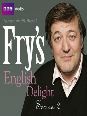 cover image of Fry's English Delight, Series 2