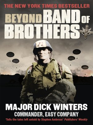 cover image of Beyond Band of Brothers
