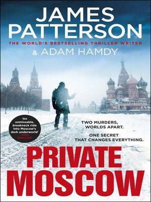 cover image of Private Moscow