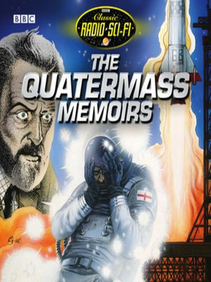 cover image of The Quatermass Memoirs