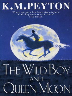 cover image of The Wild Boy and Queen Moon